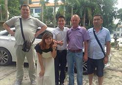 """广州雨承喷泉喷灌工程有限公司是以""""水""""为主题的专业公司"""