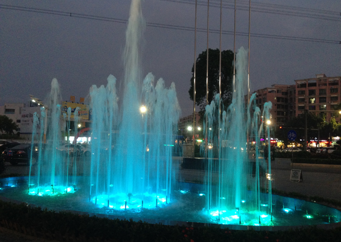 Fountain design? Of course, it is more secure to find a local design company