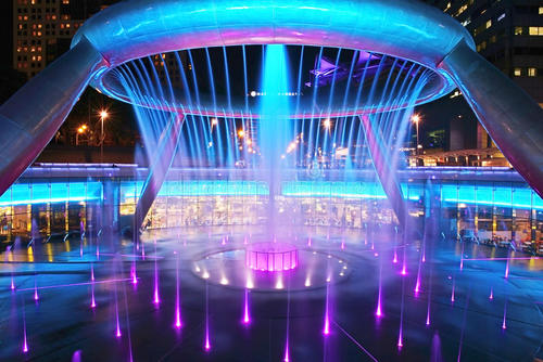 Guangzhou Fountain Equipment Company: Used to running, sometimes you need to stop and enjoy